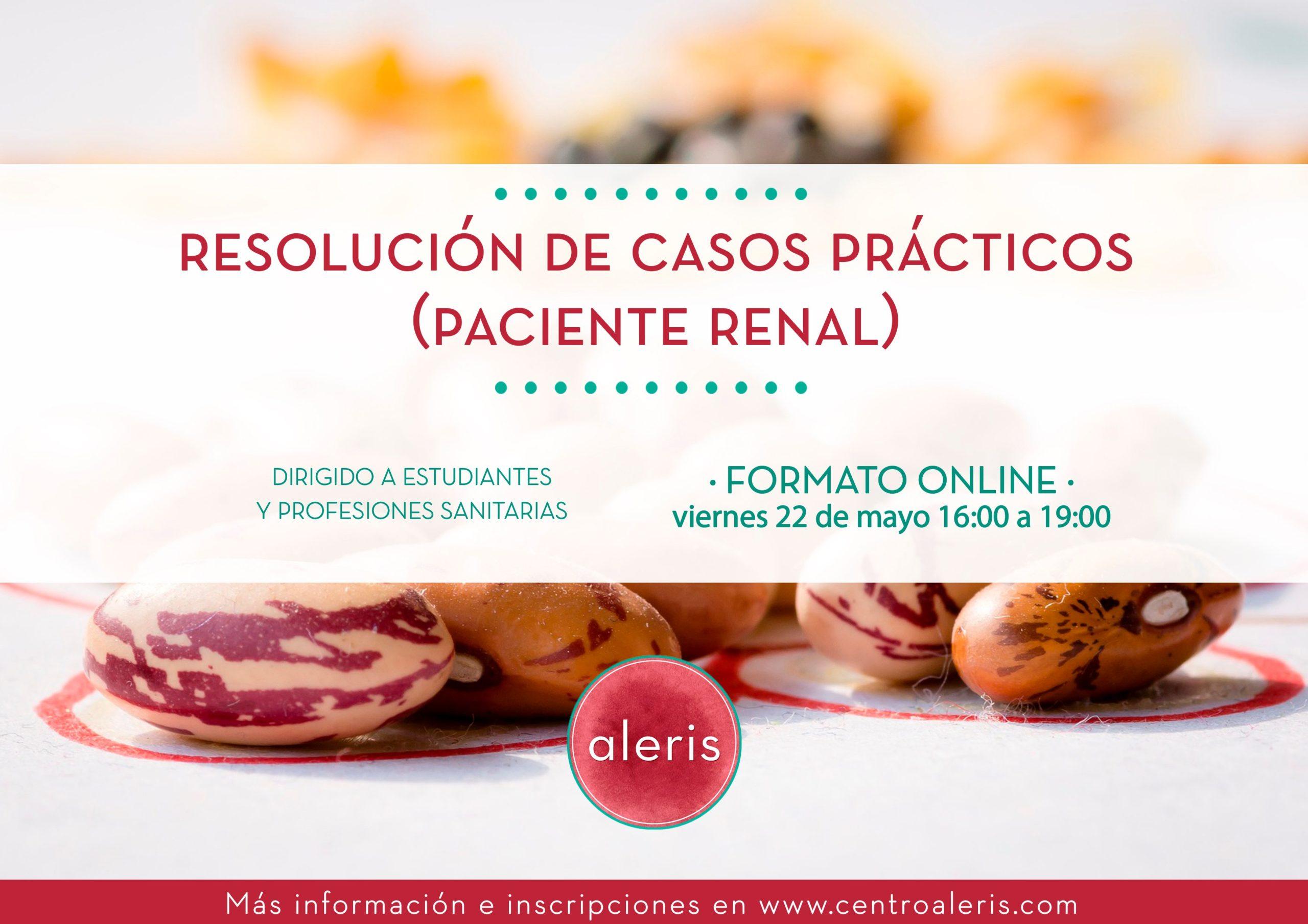 Curso resolución de casos prácticos (Paciente renal)