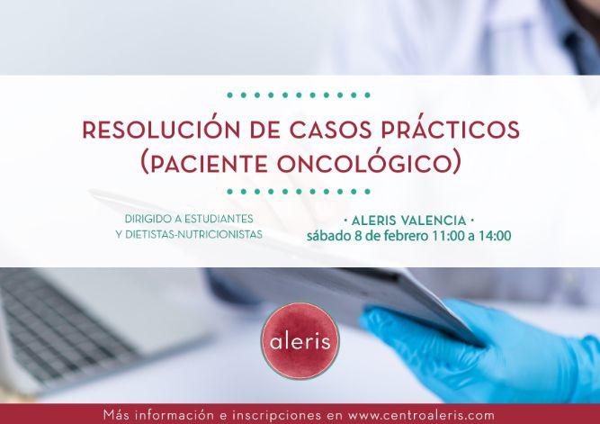 Curso resolución de casos prácticos (Paciente oncológico)