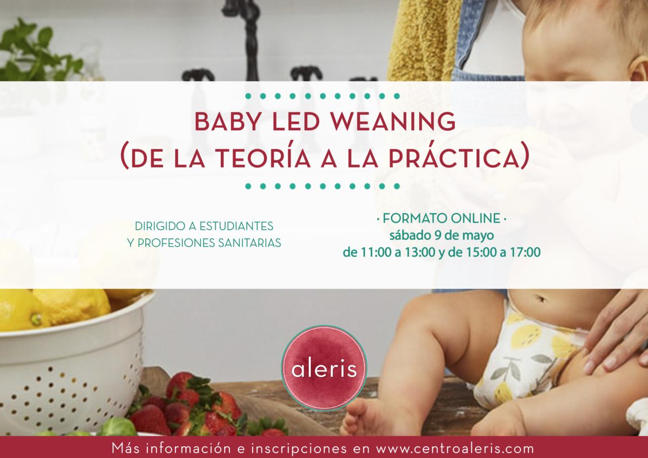 Baby led weaning: de la teoría a la práctica
