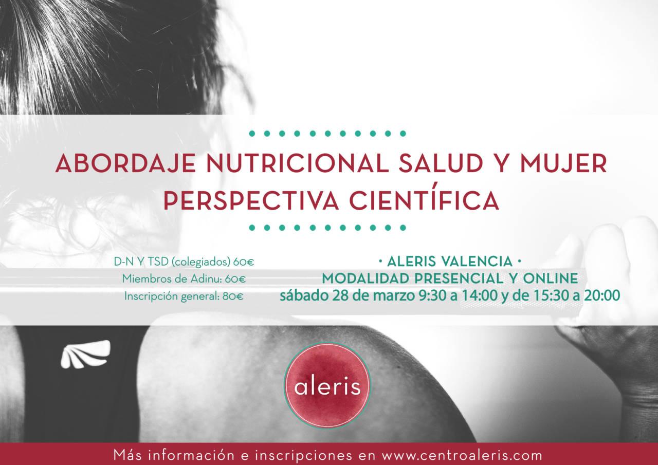 Abordaje integral salud y mujer: Perspectiva científica