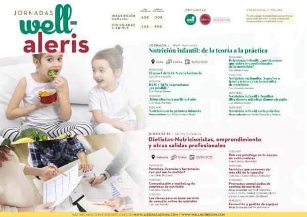 Cartel de Jornadas Well-Aleris